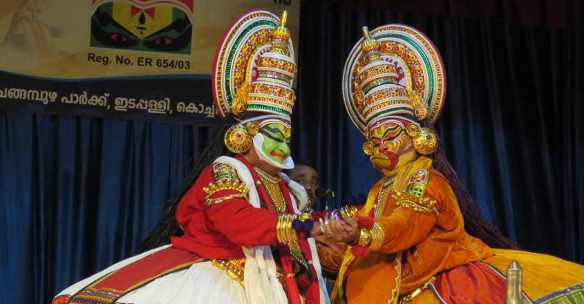 How Kathakali is countering new-age challenges and reinventing itself