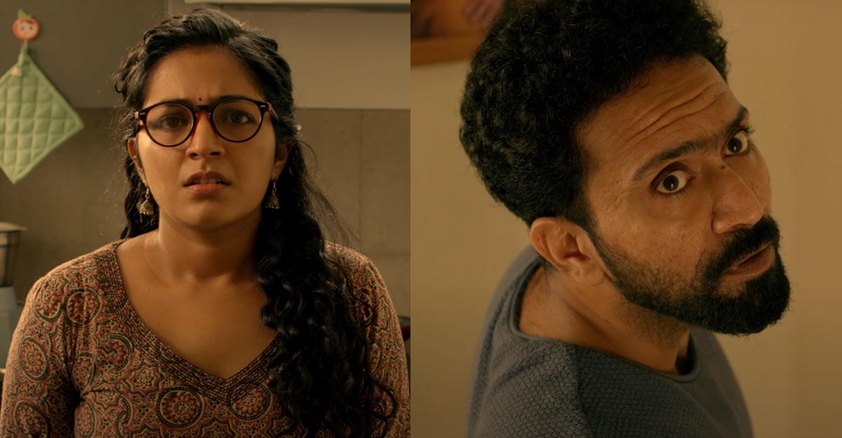 Love Movie Review Dark Humour Exciting Climax Mark Shine Rajisha Starrer