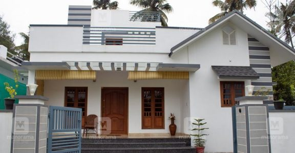 Dream Home On A Middle Class Budget In Angamaly Is The Real Winner Lifestyle Decor English Manorama
