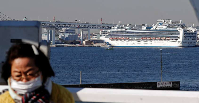 Indians on board Japan cruise ship seeks Modi's help as new cases of coronavirus emerge