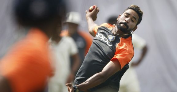 Indian Pacer Mohammed Siraj S Father Passes Away Cricket News Onmanorama